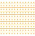 yellow seamless pattern modern stylish texture vector image vector image