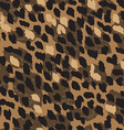 Animal pattern design vector image