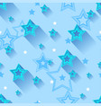 stars pattern free vector image vector image