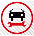 Car Repair Icon vector image