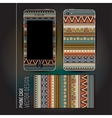 cover phone abstract ethnic background