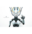 ai technology robot resource vector image