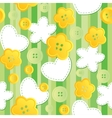 cute seamless pattern vector image vector image