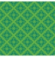 Green vintage seamless pattern vector image vector image