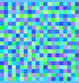 pixel pattern seamless pixel art background vector image vector image