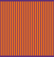 abstract orange and violet color striped pattern vector image