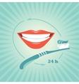 Dental vector image