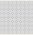 simple geometric pattern black and white vector image