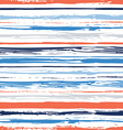 Colorful stripes seamless pattern vector image