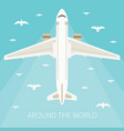 for tourism industry vector image