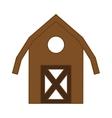 Farm barn icon