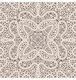 Old lace pattern vector image vector image