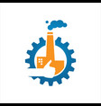 Thumbs up for good factory logo design sign symbol