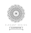 logo template vector image vector image