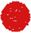 random polka 13 0008 vector image vector image
