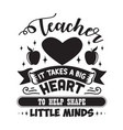 teacher quote and saying good for cricut teacher vector image vector image