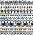 tribal sketch background vector image vector image