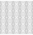 White geometry abstract seamless background vector image