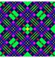 The colorful geometric Pattern vector image vector image