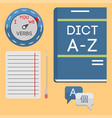 icons for educational programs vector image