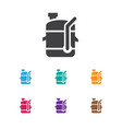 of cooking symbol on juicer vector image