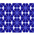 porcelain ceramic pattern vector image vector image