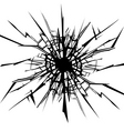 Cracks in the glass vector | Price: 1 Credit (USD $1)