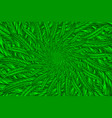 green coniferous branches vector image