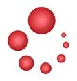 Loading icon cartoon style vector image vector image