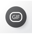 animation icon symbol premium quality isolated vector image