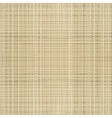 canvas linen fabric vector image vector image