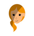 happy woman icon image vector image vector image