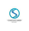 s logo and symbols template icons app vector image vector image