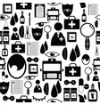 eye doctor seamless pattern background icon vector image vector image