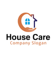 House Care Design vector image vector image