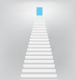 stairway to heaven door vector image