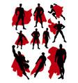 superhero design superman icon vector image