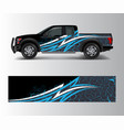 graphic abstract stripe racing modern designs vector image vector image