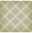 Vintage Art Deco style seamless pattern texture vector image vector image