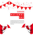 china national day template design vector image vector image