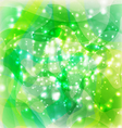 green vector image vector image