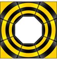 octagon vector image vector image