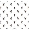 scorpion pattern seamless vector image