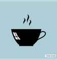 tea icon eps10 vector image vector image