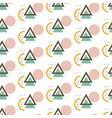 abstract modern seamless pattern background vector image
