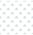 research biology pattern seamless vector image vector image