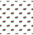 comic boom snap pattern seamless vector image vector image