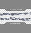 electrical gray industrial vector image