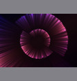 violet circle blast abstract sheet background vector image