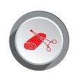Medical tool icon Health and medicine symbol vector image vector image
